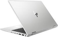 """HP EliteBook x360 830 G6 Hybride (2-in-1) Zilver 33,8 cm (13.3"""") 1920 x 1080 Pixels Touchscreen Intel® 8de generatie Core™ i5 8 GB DDR4-SDRAM 256 GB SSD Wi-Fi 6 (802.11ax) Windo..."""