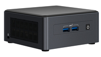 Intel NUC 11 Pro UCFF Zwart i5-1145G7