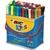 BIC Maxi Pot de 84 feutres pointe fine VISA couleurs assorties