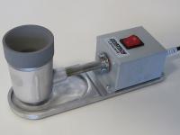 ZWS 30 S - Tauchlötbad mit Kabel, Schalter und ZWSA für bleifreies Löten