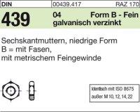 DIN439 BM16x1