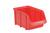 Cajas de almacenaje a la vista PP tamaño 3