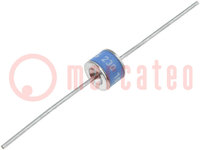 Arrester: surge arrester; THT; Leads: axial; Ubr type:230V; 10GΩ