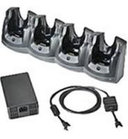 Zebra CRD5501-4000ER oplader voor mobiele apparatuur Binnen Zwart