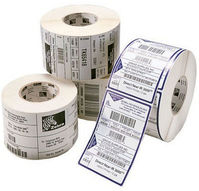 Label, Polyester, 59x147mm, Thermal Transfer, Z-ULTIMATE CUSTOM LABEL, NON RETURNABLE, MOQ 2