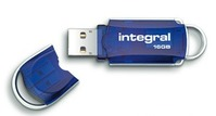 Integral USB 3.0 COURIER 16GB - 80READ, 20WRITE / MB/s