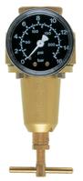 Druckregler standard klein G3/8Zoll DN8 Durchfluß 60/6bar rücksteuerbar