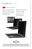 3M Blickschutzfilter Standard passend für Lenovo ThinkPad T450s (Non-Touch)