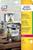 Wetterfeste Etiketten aus Polyester, weiss, 210x297mm, 20Etik.