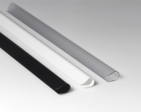 Durable Spine Bars A4, 9 mm White