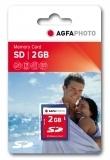 AgfaPhoto SD Memory cards Speicherkarte 2 GB