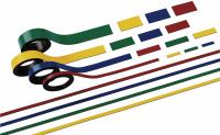 Coloured Magnetic Strips, 1,5 x 100 cm, 2 pcs./Set