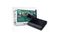 Digitus® 4-Port USB 2.0 Wireless Multifunction Network Server [DN-13023]