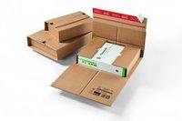 Wellpapp - Wickelverpackung CP 35.01 230x165x0-70mm