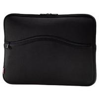 """Comfort notebook sleeve 13,3"""", zwart"""