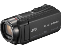 JVC GZ-RX605BEU 2,5 MP CMOS Handkamerarekorder Schwarz Full HD