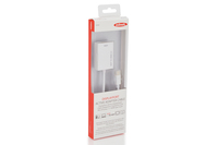 ednet Aktives Mini DisplayPort auf HDMI-Adapterkabel, 0,2m, weiß