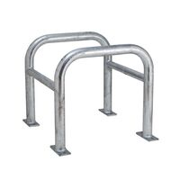 Protinárazová ochrana pre stĺpiky
