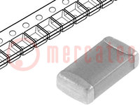 Kondensator: Keramik; MLCC; 220pF; 50V; C0G; ±5%; SMD; 1206