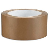 5 ETOILES Adh�sif d'emballage en PVC 53 microns - H48 mm x L66 m�tres Havane