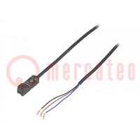 Senzor: indukčný; 0÷2,5mm; NPN / NC; Unap:12÷24VDC; 100mA; IP68