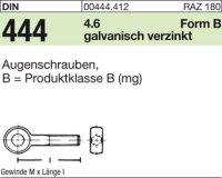 Augenschrauben BM8x100