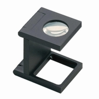 Precision linen testers plastic Lens diam. 18 mm Field of view 20 x 20 mm Height 35 mm Magnification 8x/30dpt