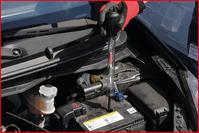 Säureprüfer für Batterieflüssigkeit, 280mm