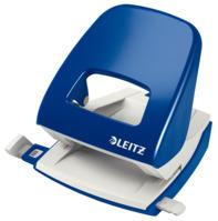 Bürolocher NeXXt, Metall, 30 Blatt, blau