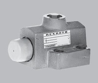 Bosch Rexroth DR15G4-4X/100YM/12 Pressure reducing valve
