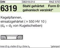 Kegelpfannen D14,2x24x5