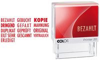 "COLOP Textstempel Printer 20 ""KOPIE"", mit Textplatte (62518070)"
