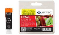 JET TEC wiederbefüllte Tinte C37 ersetzt Canon PG-37,schwarz (13006214)
