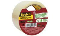 3M Scotch Verpackungsklebeband HEAVY GREEN, 50 mm x 66 m (9005061)
