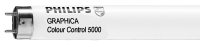Produktabbildung - Philips Leuchtstofflampe TL-D GRAPHICA PRO 36 Watt 950 Druckerei