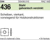 DIN436 33x95x6
