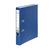 Ordner S50 PP-Color, Kunststoff mit genarbter PP-Folie, DIN A4, 50 mm,dunkelblau