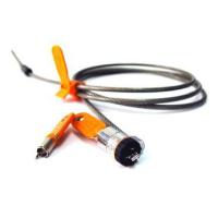 DELL 461-10054 kabelslot Oranje, Zilver