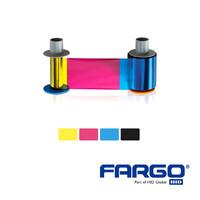 Anwendungsbild - Fargo HDP5000 Farbband YMCK (500)