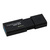 Kingston USB 3.0 Memory Stick DataTraveler 100 G3, 64 GB, Schwarz