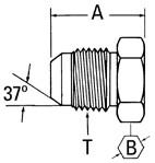 AEROQUIP 900599-10S