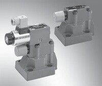 Bosch Rexroth DB15G.-5X/... Pressure cut-off valve
