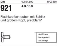 DIN921 M6x8