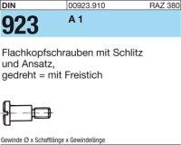 DIN923 M4x12x6,0
