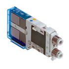 SMC SJ2160-5MZD-L4 4/2-Wege-Elektromagnetventil