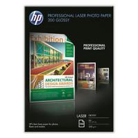 Laserpapier Professional, A4, 200 g/m², hochweiß, glänzend
