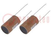 Kondensator: Aluminium-Polypropylen-Papier; 180nF; 600VDC; ±5%