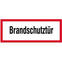 Modellbeispiel: Hinweisschild, Brandschutztür, Art. 21.2544