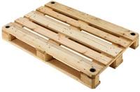 Spezial-Holzpaletten Palettenmaß LxB 1200x800 mm