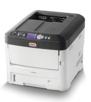 OKI A4-Farbdrucker C712dn Bild1